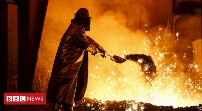 UK to seek exemption from US steel tariffs