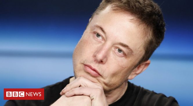 Elon Musk: SpaceX and Tesla alive 'by skin of their teeth'