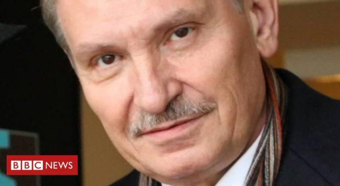Russia businessman Glushkov 'killed in UK'