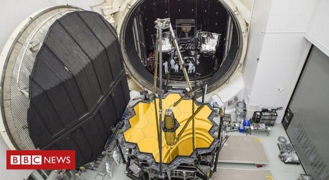 JWST: Hubble 'successor' faces new delay
