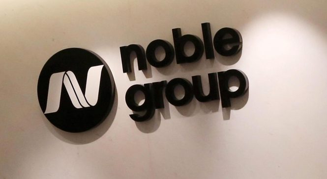 Noble Group signs binding agreement for financial restructuring
