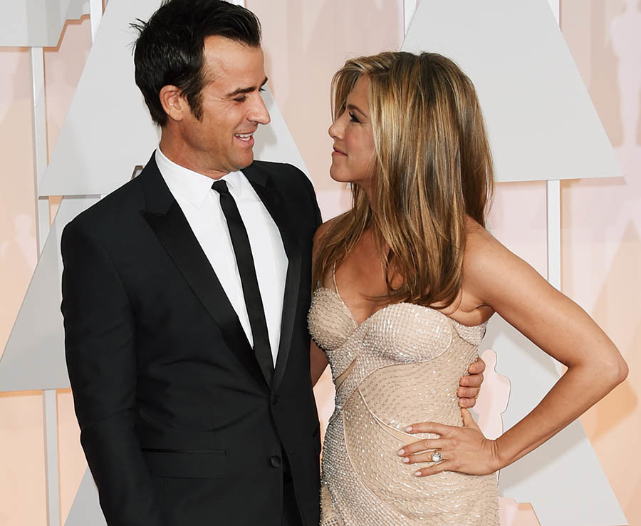 Jennifer Aniston and Justin Theroux sadly split in February 2018