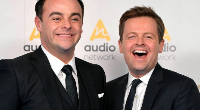 Ant McPartlin returns home at 2.40am after drink-drive car crash arrest