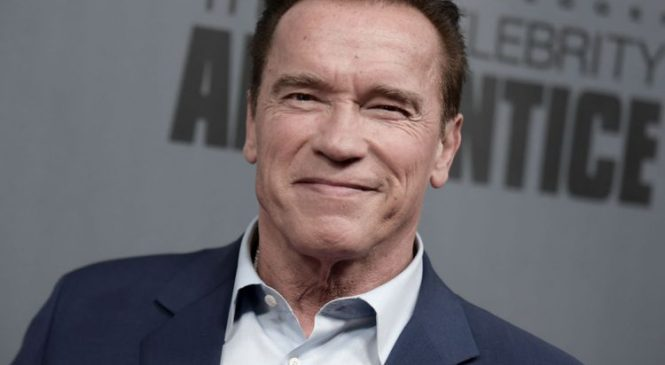 Schwarzenegger: 'I'm back' after heart surgery