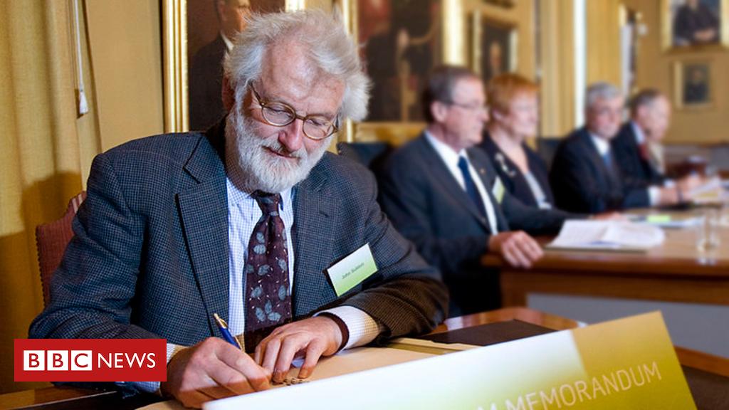 Sir John Sulston human genome pioneer dies