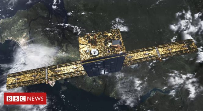 European Space Agency teams with ICEYE Finnish start-up