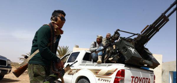 Armed groups in Libya torturing migrants, selling slaves, U.N. says