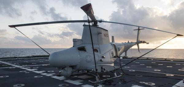 Bell tapped for services to support MQ-8 Fire Scout