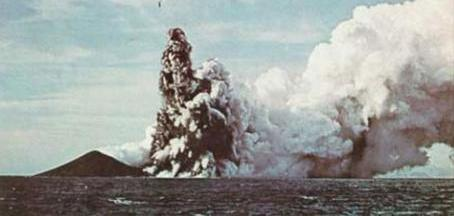 Caribbean ships warned away from underwater volcano