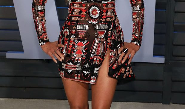 Halle Berry, 51, bares nude body in sinfully sexy sheer minidress