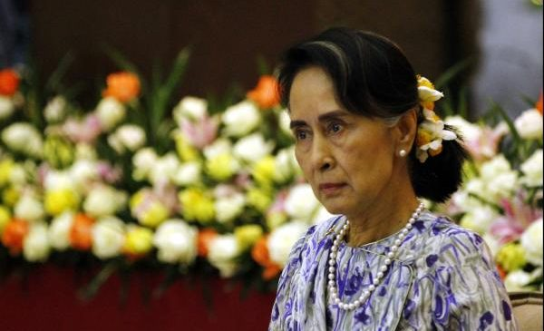 Holocaust Museum revokes human rights award to Myanmar leader Suu Kyi