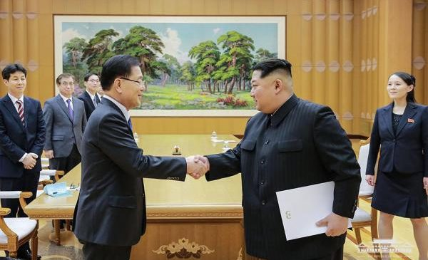 Kim Jong Un keeps out of public eye following summit announcements