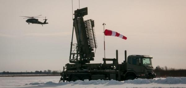 Lockheed Martin delivers first of 3 radars to Latvian military