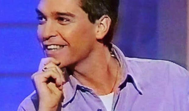 Phillip Schofield, 55, stuns fans with jaw-dropping throwback: 'Carved by angels'