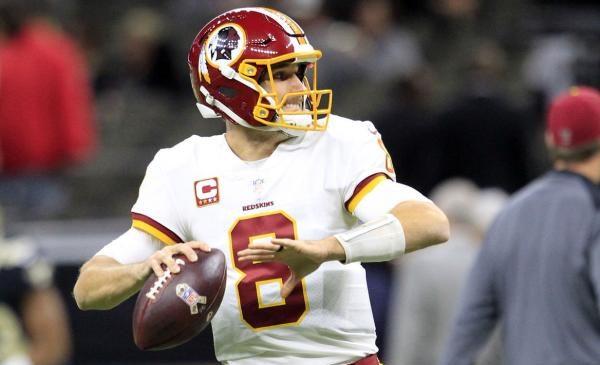 QB Kirk Cousins says farewell to Washington Redskins