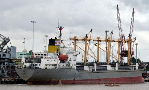 S. Korea, U.S., Japan vow unrelenting fight against N. Korea's illicit trade