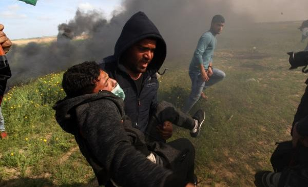 Two Palestinians die in clashes with Israeli army
