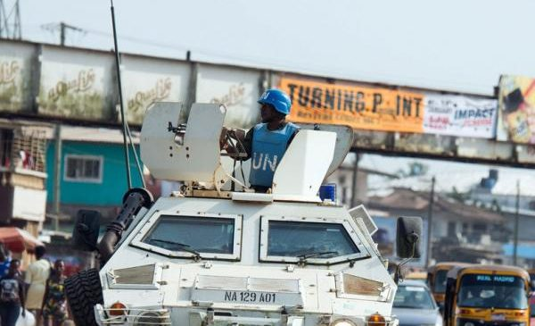 U.N. ends peacekeeping mission in Liberia after 15 years