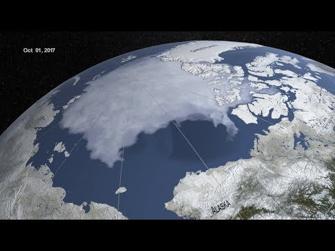 Another season, another historic low for Arctic wintertime sea ice