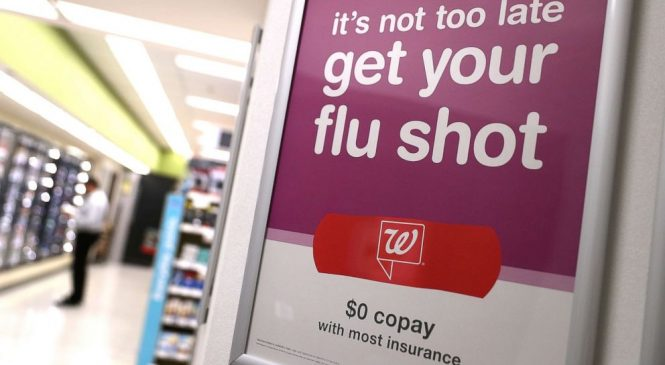 Flu vaccine linked to lower death risk for heart failure patients: Study