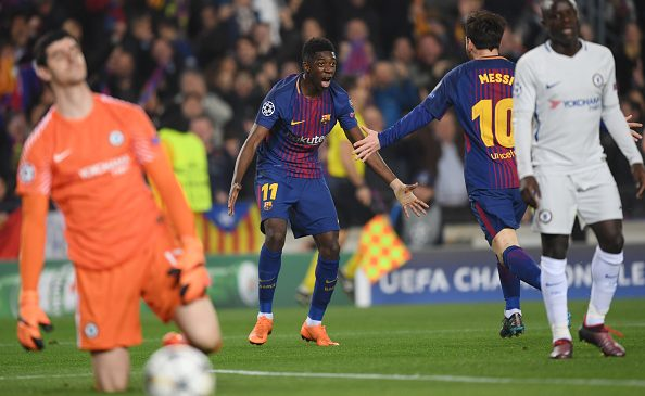 Barcelona 3-0 (agg 4-1) Chelsea: Blues rated and slated