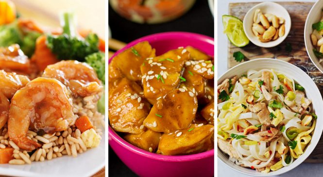 8 Easy, Healthy Recipes for Your Favorite Restaurant Meals