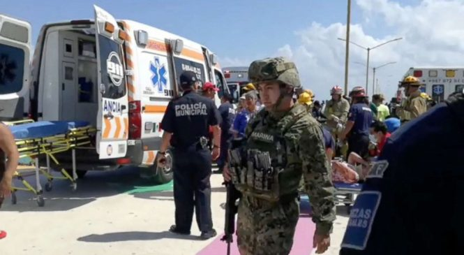 US closes consular agency in Mexico, bars employee travel over 'security threat'