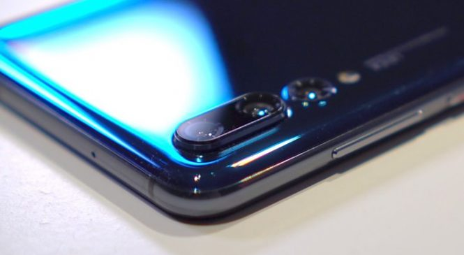 Huawei P20 Pro smartphone 'can see in the dark'