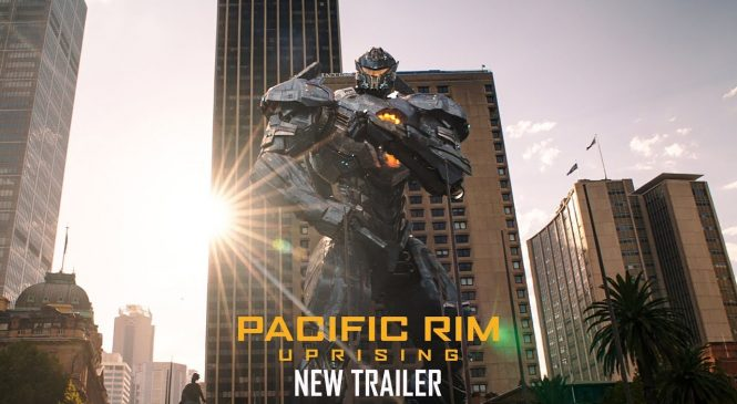 'Pacific Rim Uprising' tops the North American box office with $28M