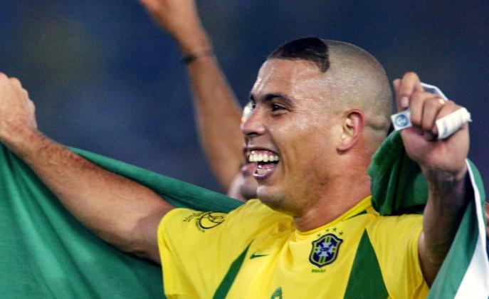 Football icon Ronaldo reveals there was more behind THAT haircut at the 2002 World Cup