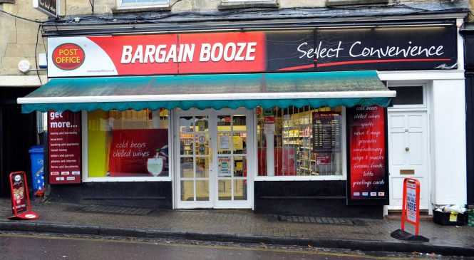 Bargain Booze owner nears administration
