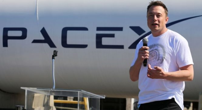 Musk set for $50bn pay package at Tesla