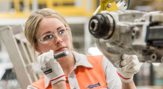 The bare-knuckle scrap for engineering giant GKN