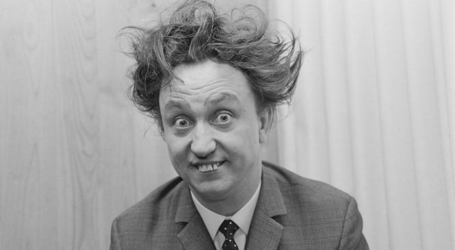 Comedy legend Sir Ken Dodd dies aged 90