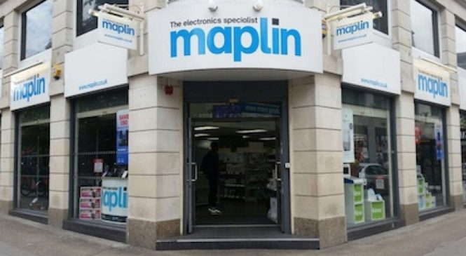 Maplin staff let go as buyer remains elusive