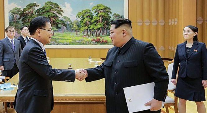 'Extraordinary' turnaround as Trump agrees to meet Kim