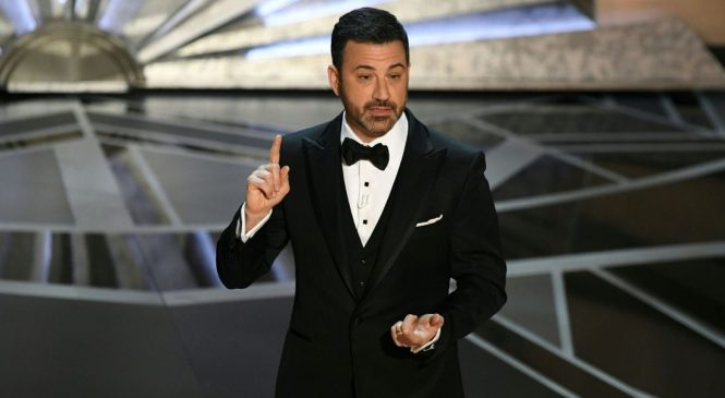 Trump on Oscars: The only star is your President