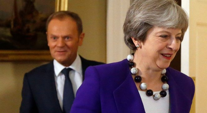 Govt signs secret Brexit agreements with firms
