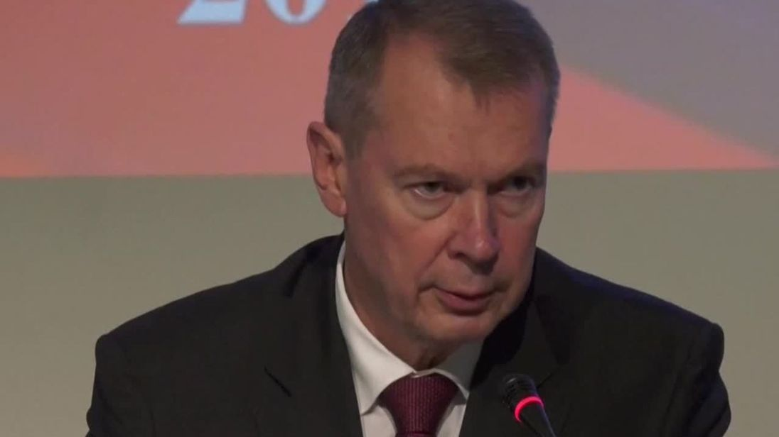 Russian ambassador to OPCW