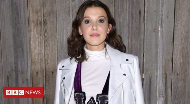 Time 100: Millie Bobby Brown is youngest person ever on list