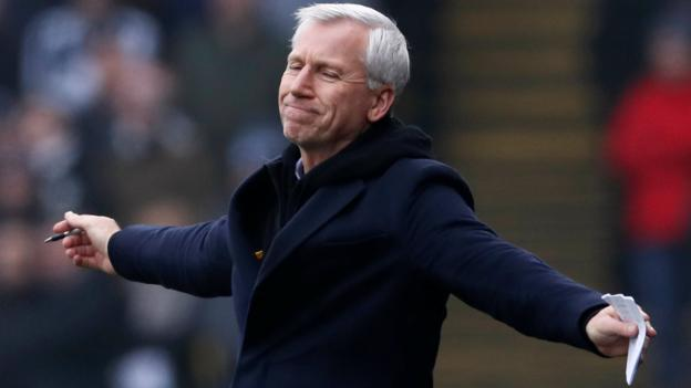 Hard to see a route back to management for Pardew – Wright