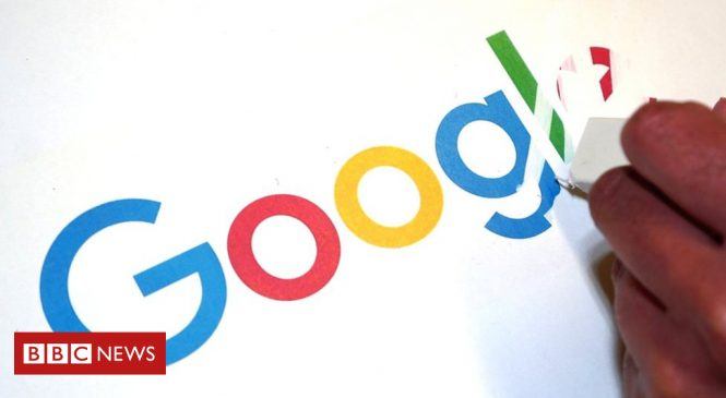 Google loses 'right to be forgotten' case