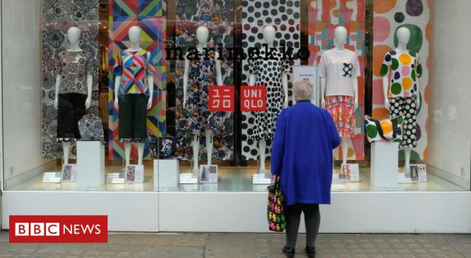 UK inflation falls to lowest in a year