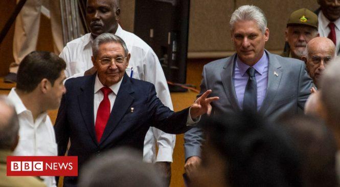 Cuba nominates Castro replacement Miguel Díaz-Canel