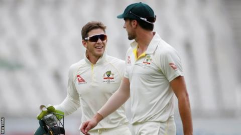 Australia will reduce sledging – new captain Paine