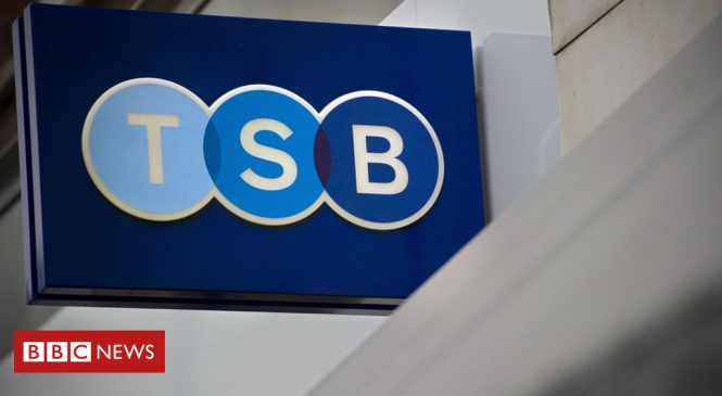 TSB customers report online problems