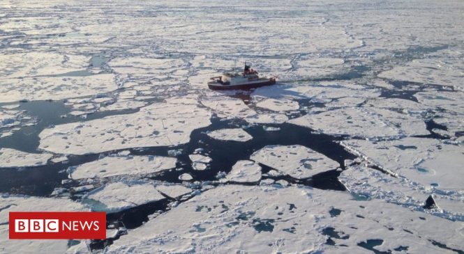 Record concentration of microplastics found in Arctic
