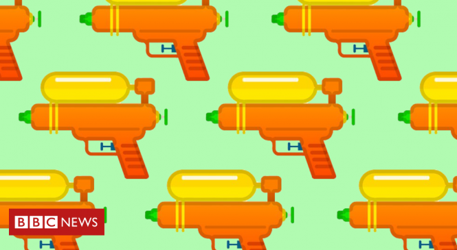 Gun emoji disarmed as Microsoft follows Google toy switch