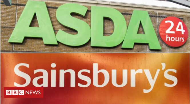 Sainsbury's and Asda in merger talks