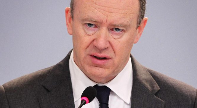 Deutsche Bank chairman reveals why John Cryan was ousted as CEO
